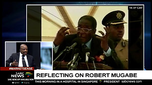 Reflecting on Mugabe's leadership with Rutendo Matinyerere[via torchbrowser.com]