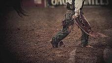 Rodeo Championship Cowboy