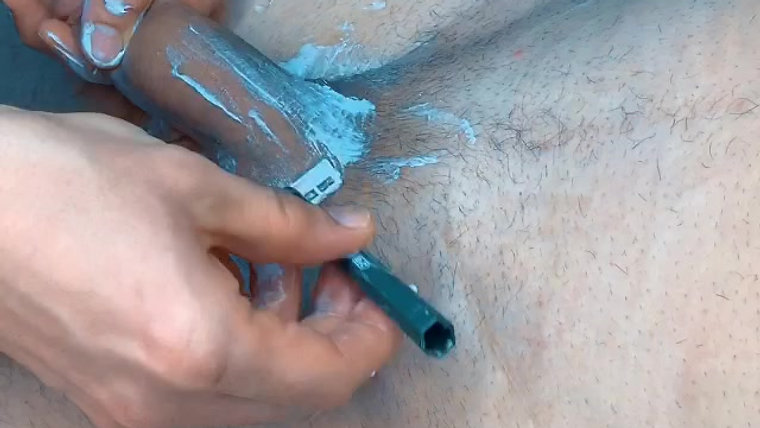 Body Trimming Manscaping Grooming