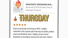Alexspot24 - Body trimming and waxing hair removal for men