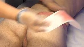 Male butt brazilian waxing & anal waxing for men NYC