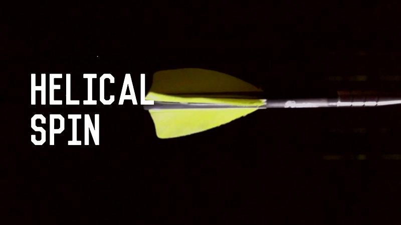 Arrowdart Helical Spin