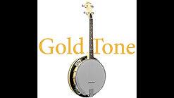 Gold Tone Cripple Creek Irish Tenor Banjo