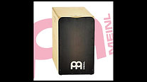 Meinl Percussion  Solea Line Artisan Flamenco Maple Cajon