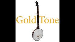 Gold Tone CC-OT Cripple Creek OpenBack Banjo