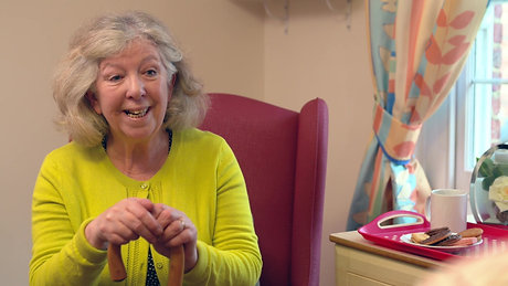 Living at a Burlington Care home