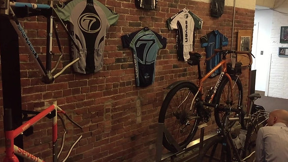 Seven Cycles  & Parlee Cycles
