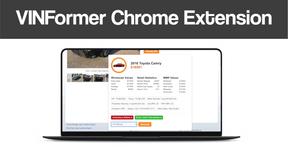 VINformer Chrome Extension Demo