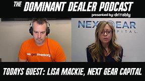 Dominant Dealer - Episode 2: Lisa Mackie