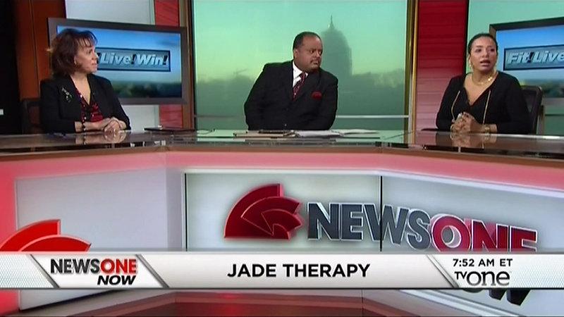 Jade on Roland Martin