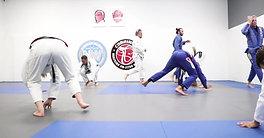 Overall Adults Jiu Jitsu Class