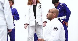 Kids Class 8-12 Years old at Overall Cobrinha Brazilian Jiu-Jitsu Academy By Nicollas Welker