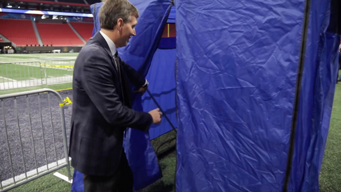 NFL doctors are prepared for the Super Bowl