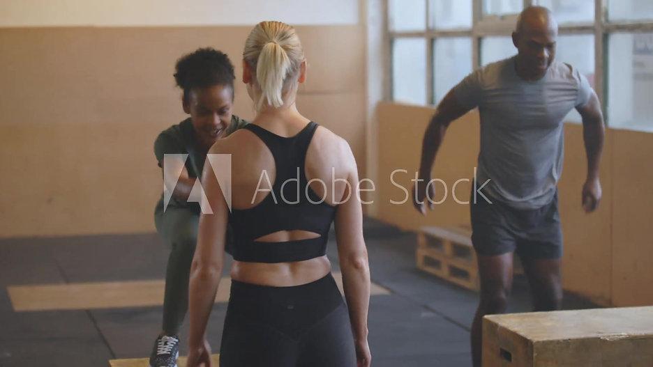 Starter plan - 4 workouts a month