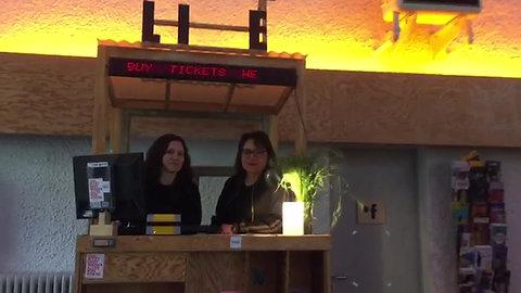 Marie Bues und Martina Grohmann_Theater Rampe