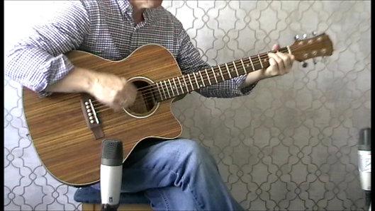 Freshman FALTDWALOC Electro Acoustic