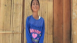 "Melisa ""Please help me to go to school so that i can help my people."""