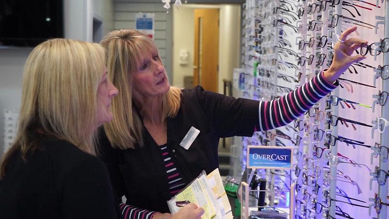 Wooding Opticians Blackpool