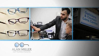 Alan Miller Optometrists Salford
