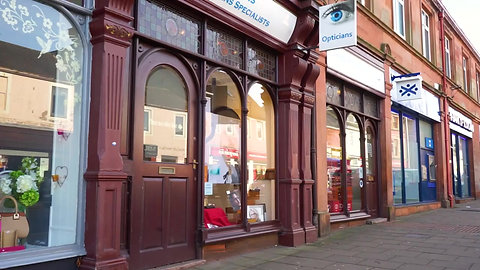 James Kidner Opticians in Dumfries and Galloway