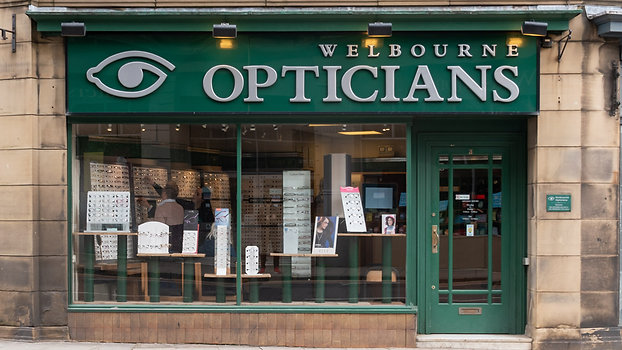 Welbourne Opticians Lancaster