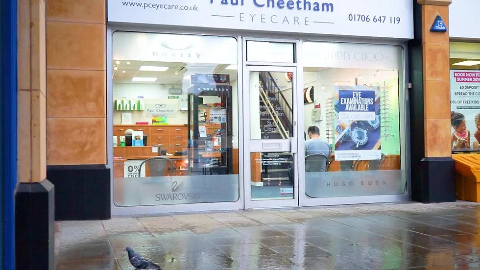 Paul Cheetham Eyecare