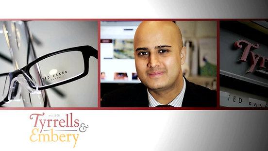 Tyrrells & Embery Opticians