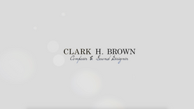 Clark Henry-Brown - 2019 Showreel