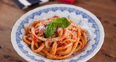 Mauro's Pici Pasta