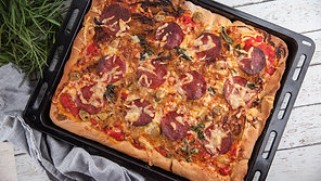 How to make: Wholemeal Pizza