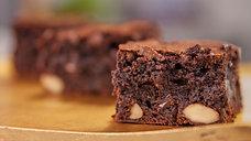 Cream Cheese & Chocolate Brownie