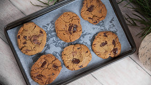 How to make: Chocolate Chip Biscuits