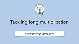 Long multiplication final