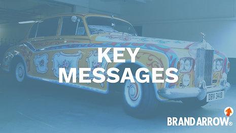 Brand Arrow Key Messaging
