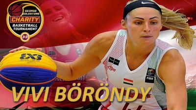 Vivi Böröndy - Female FIBA 3x3 World No.1