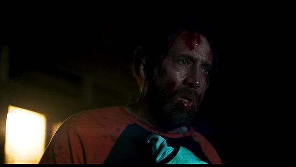 'Mandy' Cheddar Goblin film insert