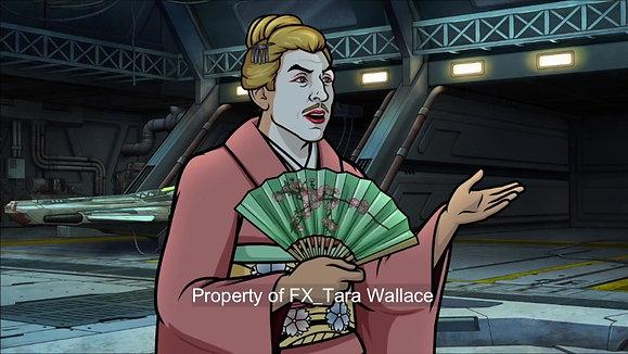 Archer FX television episodic