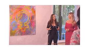 """Milenna no programa """"Melhor Para Elas""""da Rede Tv!"""
