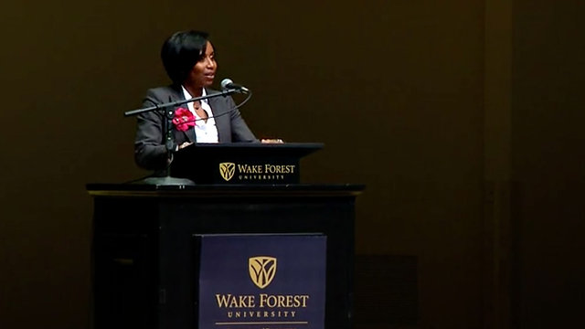 """Hylton Lecture Series: """"Trust but Verify: Understanding Fraud in Today's Economy"""""""