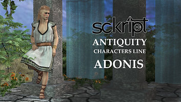 Adonis Character