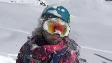 Nak og æd opvarmning snowboard