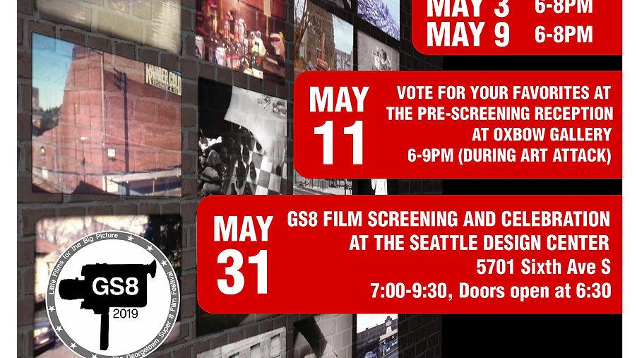 Georgetown Super 8 Film Festival 2019