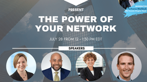 """Learn to Grow & Tap into the Power of your Network"""""""