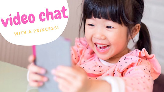 Video Chat With A Princess
