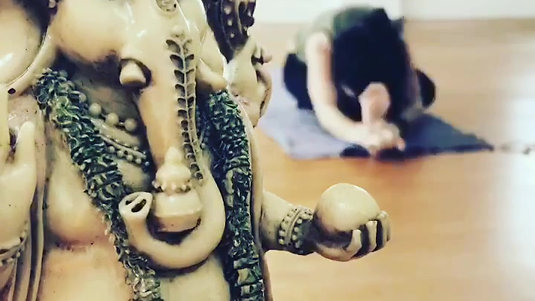Margarida Tree Yoga Ganesha