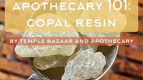 Episode 13: Copal Resin