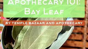 Episode 25: Bay Leaf
