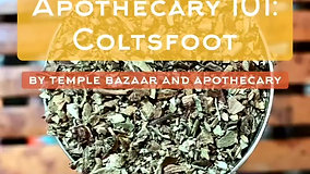 Episode 22: Coltsfoot