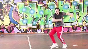 Даниил Луцак в школе танцев Силуэт