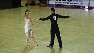 Вадим Волков и Карина Галустян, Русский кубок 2012
